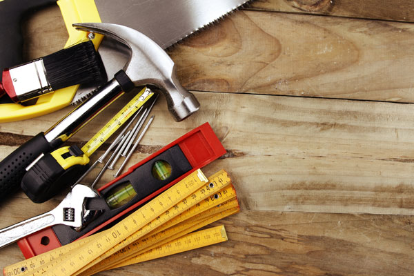 Was Mann an Werkzeug für sich braucht